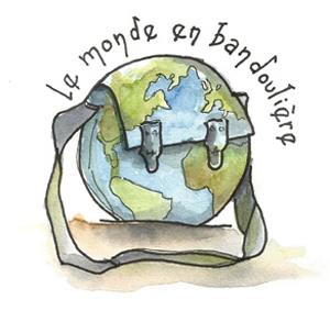 Le monde en bandoulière